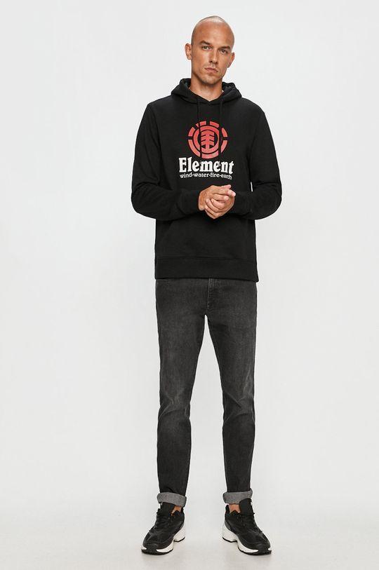 Element - Mikina čierna