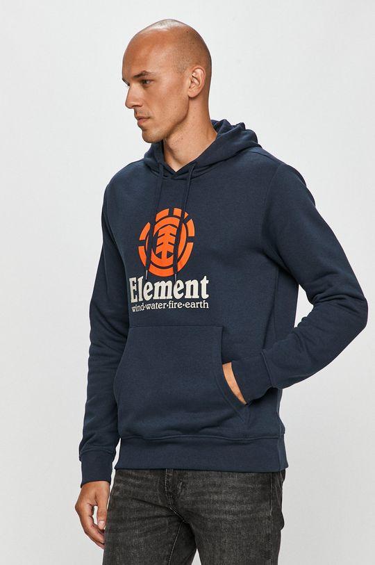 granatowy Element - Bluza Męski