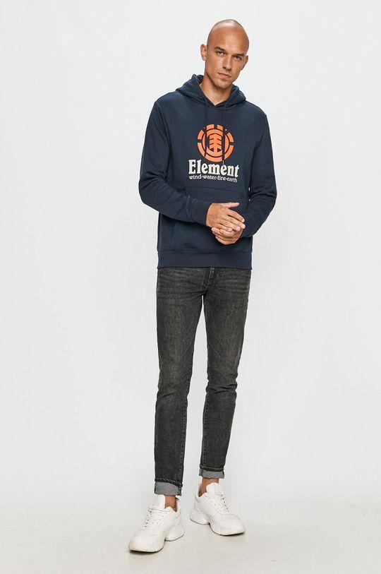 Element - Bluza granatowy