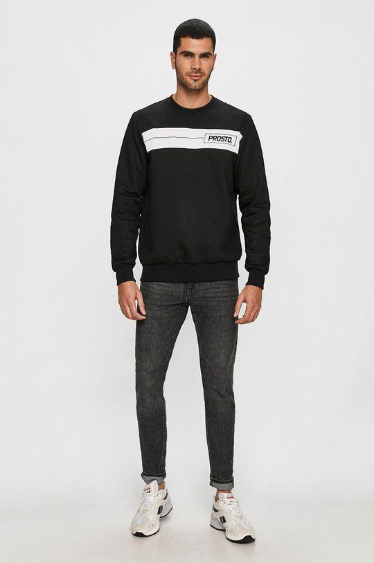Prosto - Bluza negru