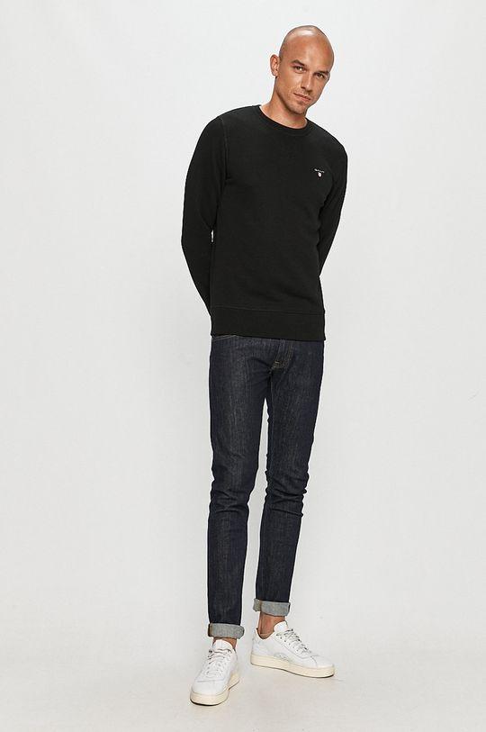Gant - Mikina čierna