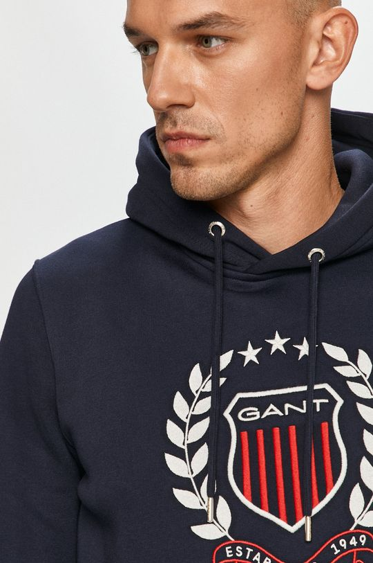 tmavomodrá Gant - Mikina