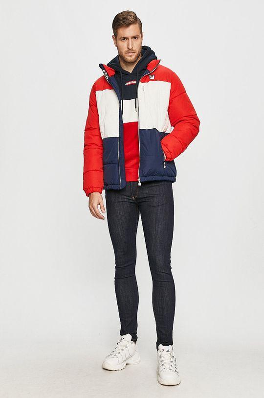 Cross Jeans - Bluza czerwony