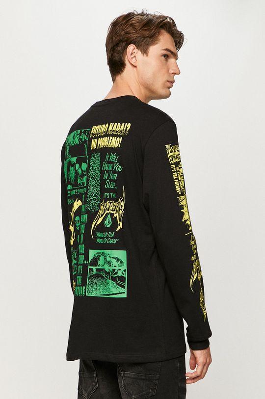 Volcom - Tričko s dlhým rukávom  100% Bavlna