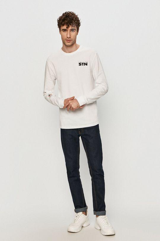 Volcom - Tričko s dlouhým rukávem bílá