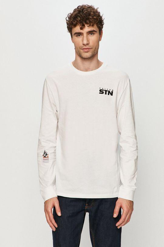 Volcom - Tričko s dlouhým rukávem  100% Bavlna