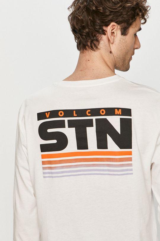 bílá Volcom - Tričko s dlouhým rukávem