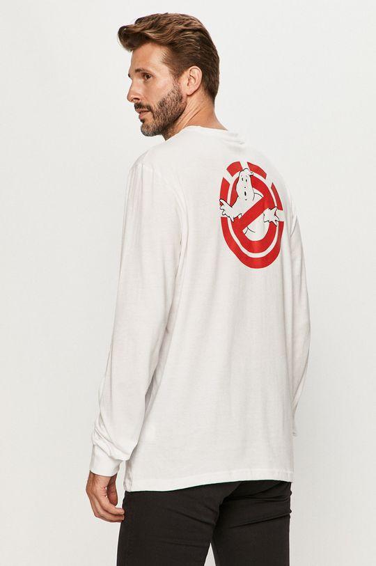 biela Element - Tričko s dlhým rukávom