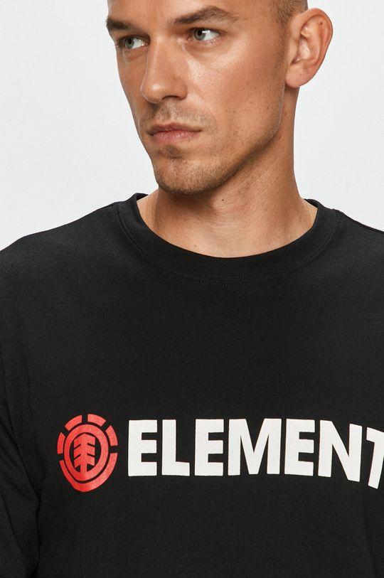 čierna Element - Tričko