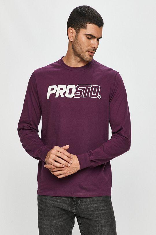 violet Prosto - Longsleeve De bărbați
