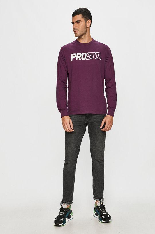 Prosto - Longsleeve violet