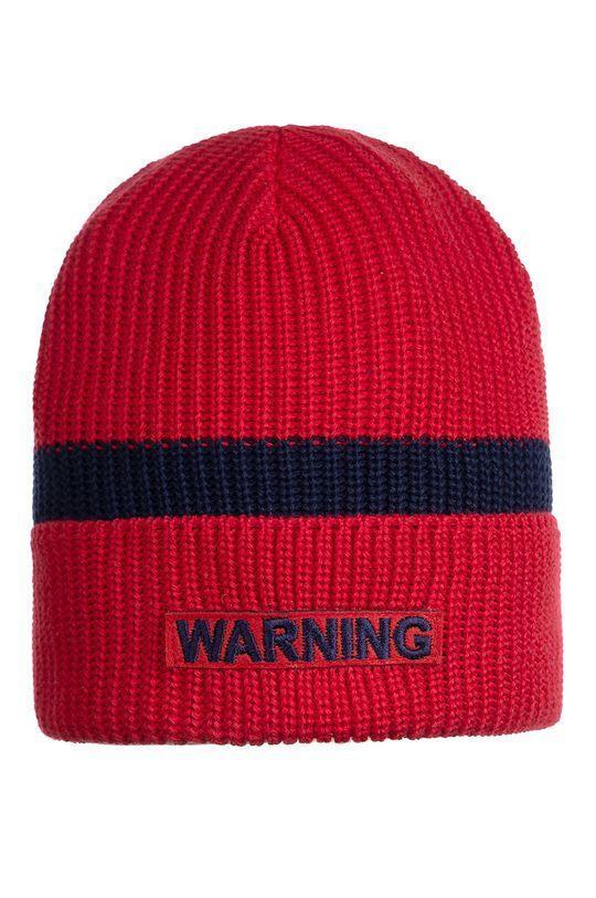 červená Giamo - Dětska čepice Chlapecký