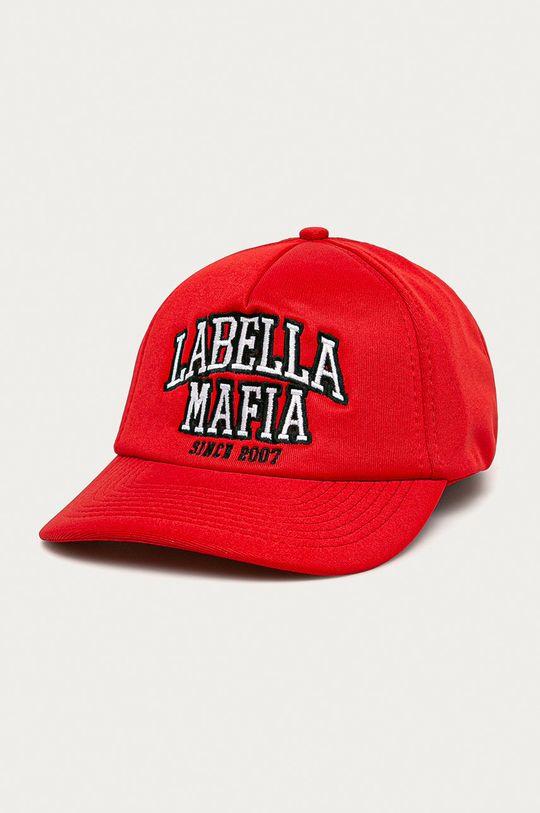 červená LaBellaMafia - Čepice Dámský