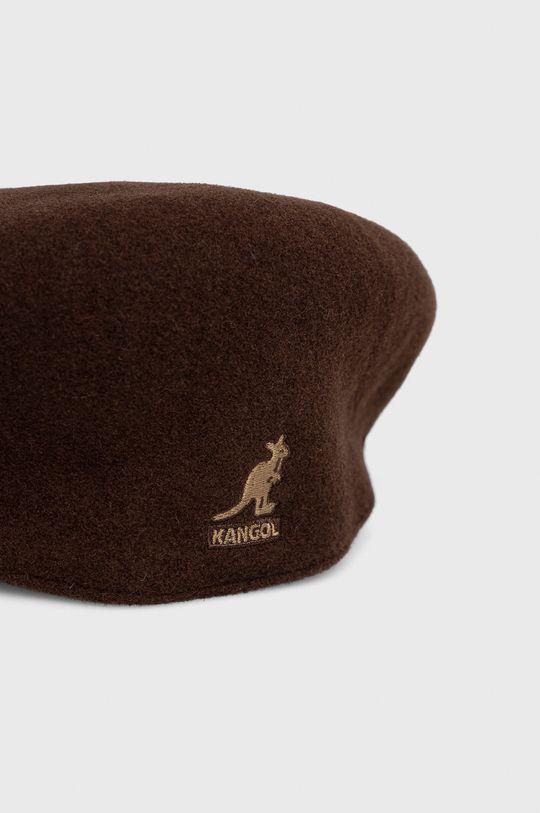 Kangol - Kaszkiet wełniany Materiał zasadniczy: 100 % Wełna, Inne materiały: 100 % Nylon