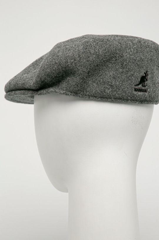 Kangol - Kaszkiet szary