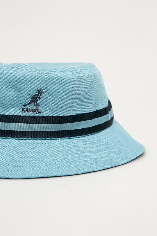 Kangol - Kapelusz jasny niebieski