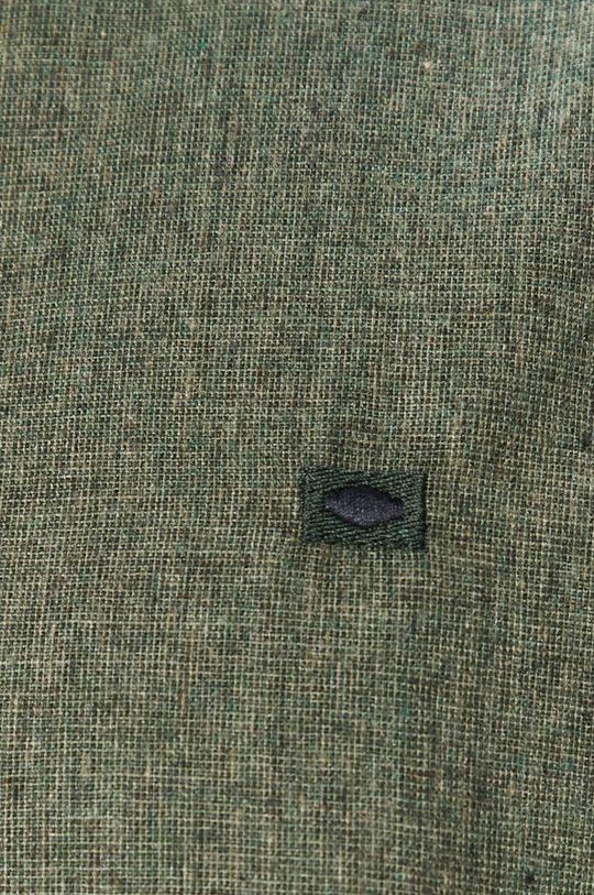 Cross Jeans - Koszula oliwkowy