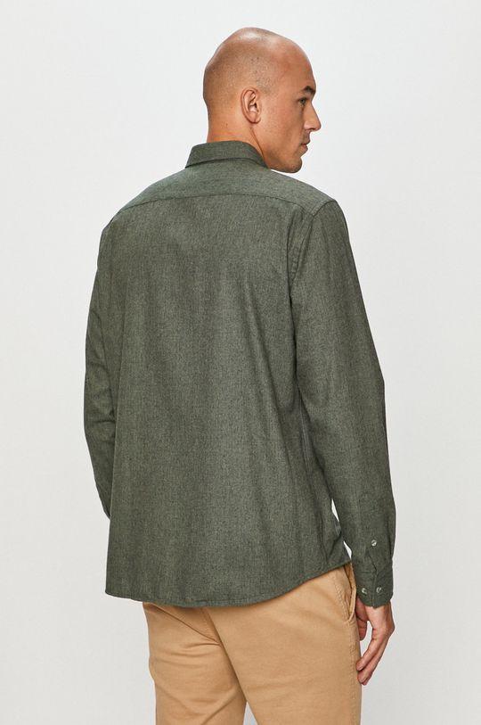 oliwkowy Cross Jeans - Koszula