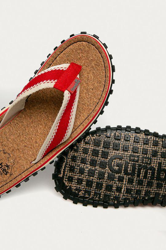 Gumbies - Žabky CORKER FLIP-FLOPS  Zvršok: Textil Vnútro: Syntetická látka Podrážka: Syntetická látka