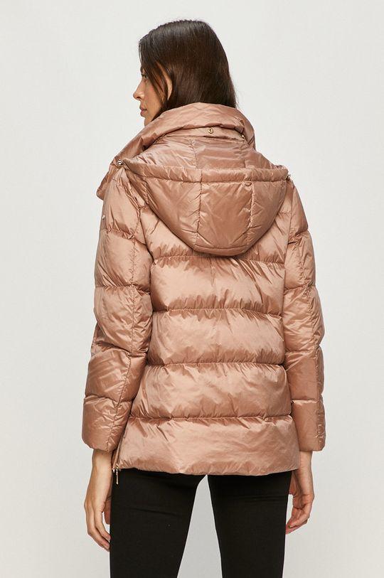 Geox - Péřová bunda  Podšívka: 100% Polyamid Výplň: 50% Peří, 50% Chmýří Hlavní materiál: 100% Polyester