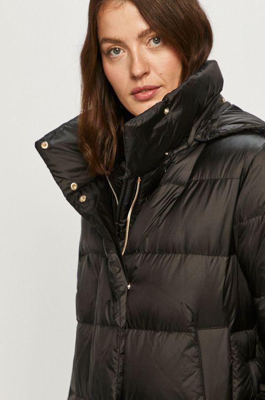 černá Geox - Péřová bunda