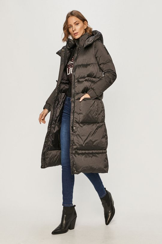 Bomboogie - Péřová bunda černá