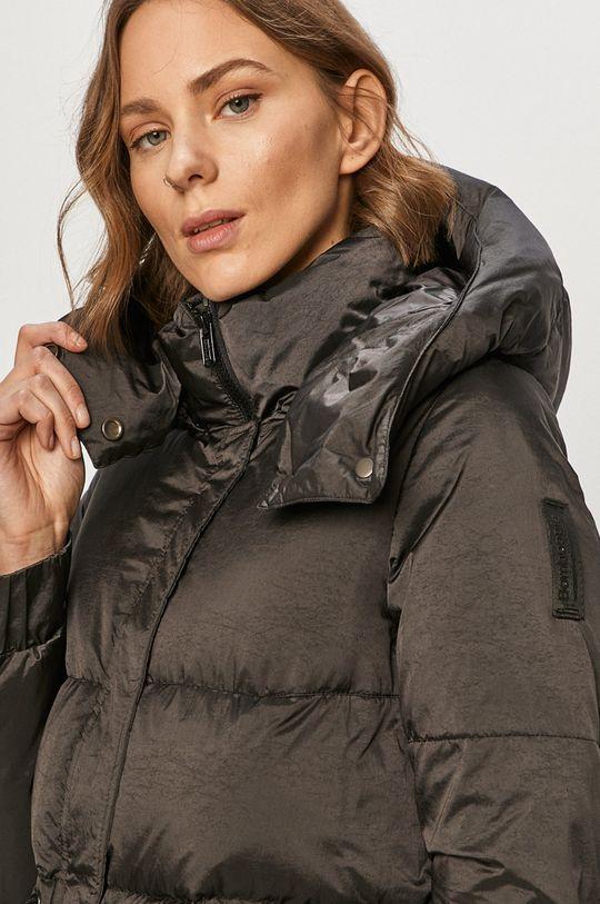 černá Bomboogie - Péřová bunda
