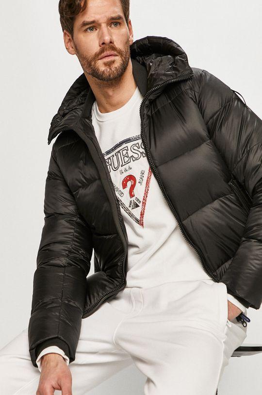 čierna Bomboogie - Páperová bunda