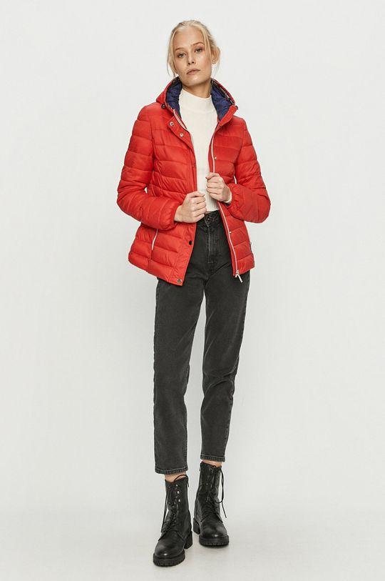 Cross Jeans - Bunda červená