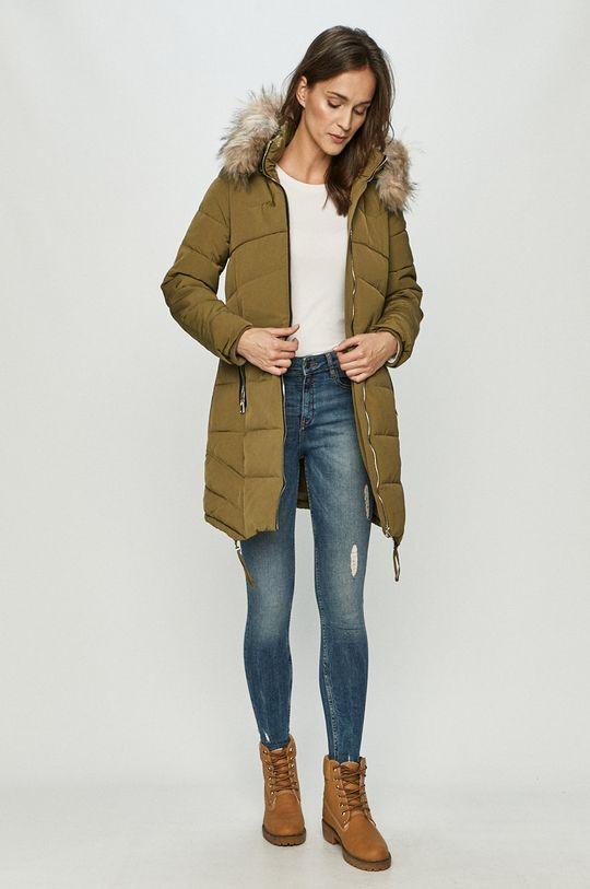 Cross Jeans - Bunda zelená