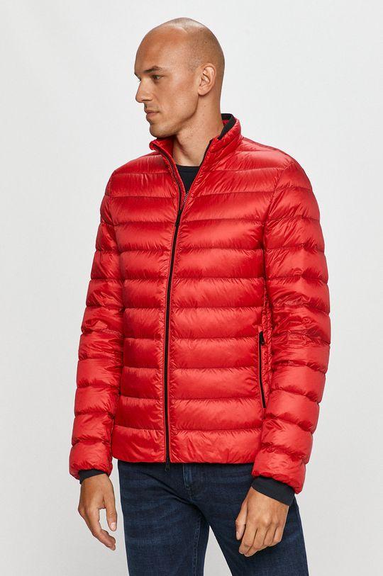 червоний Geox - Пухова куртка Чоловічий