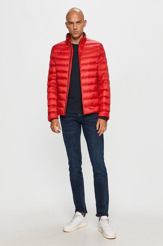 Geox - Пухова куртка червоний