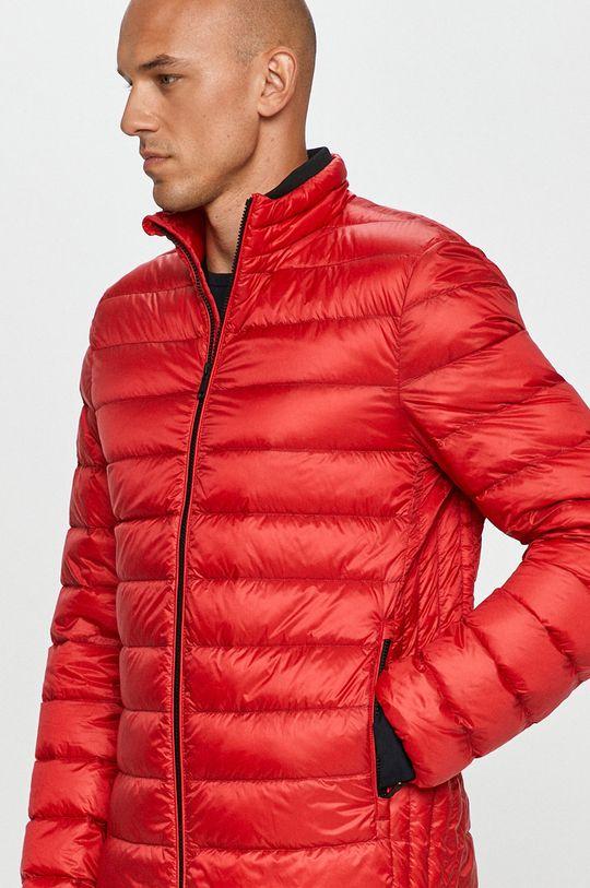 червоний Geox - Пухова куртка