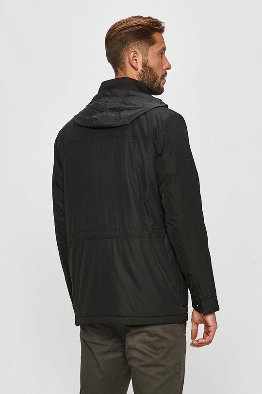 Geox - Bunda  Podšívka: 100% Polyester Výplň: 100% Polyester Hlavní materiál: 100% Polyester Podšívka kapuce: 100% Polyamid
