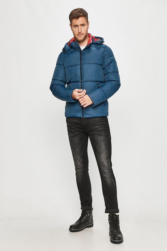 Cross Jeans - Geaca bleumarin