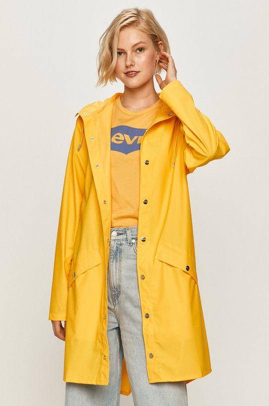 Rains - Geaca de ploaie galben deschis