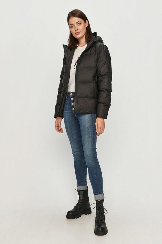 Rains - Kurtka 1506 Puffer Jacket Podszewka: 100 % Nylon, Wypełnienie: 100 % Poliester, Materiał zasadniczy: 57 % Poliester, 43 % PU