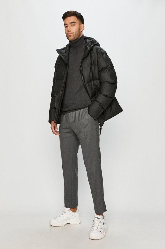 czarny Rains - Kurtka 1506 Puffer Jacket