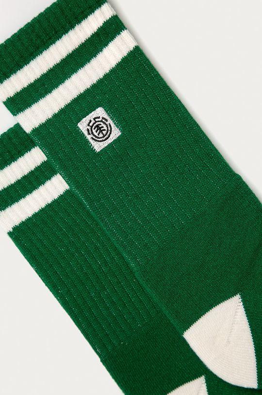 Element - Ponožky zelená