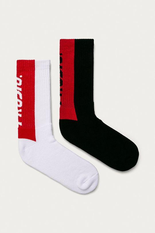vícebarevná Prosto - Ponožky (2-PACK) Unisex