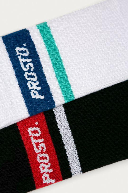 Prosto - Ponožky (2-PACK) vícebarevná