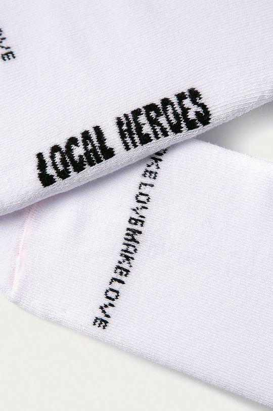 Local Heroes - Zokni fehér