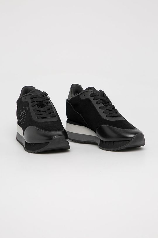 Blauer - Topánky čierna