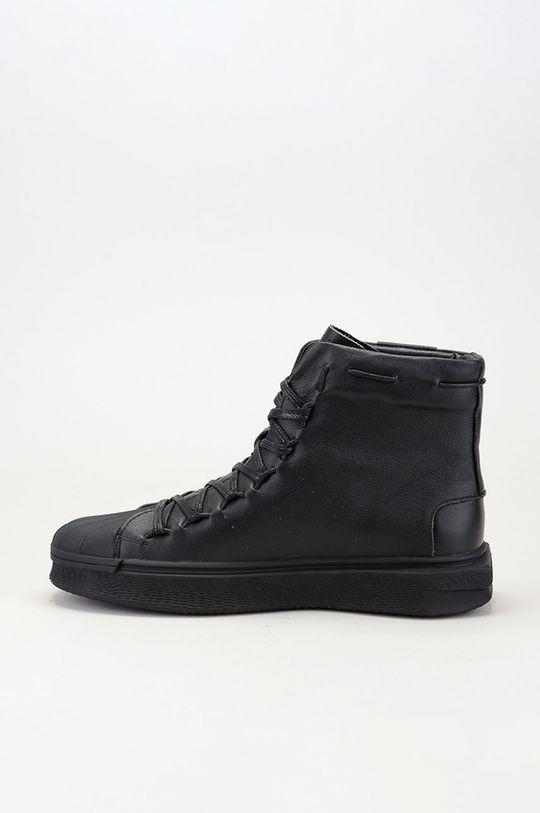 černá GOE - Kožené boty