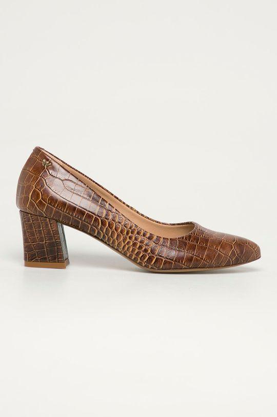 cafea Wojas - Pantofi de piele De femei