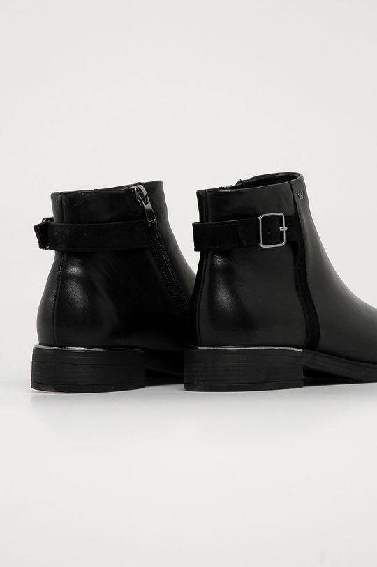 Wojas - Kožené kotníkové boty  Svršek: Přírodní kůže Vnitřek: Přírodní kůže Podrážka: Umělá hmota