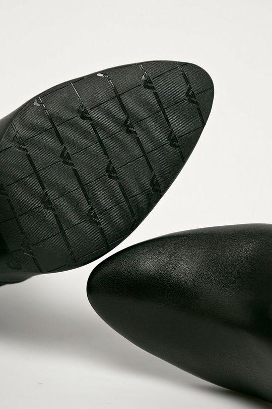 fekete Wojas - Bőr csizma