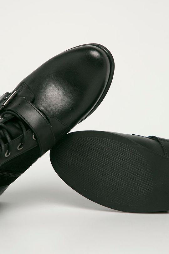 Wojas - Kožené kotníkové boty Dámský