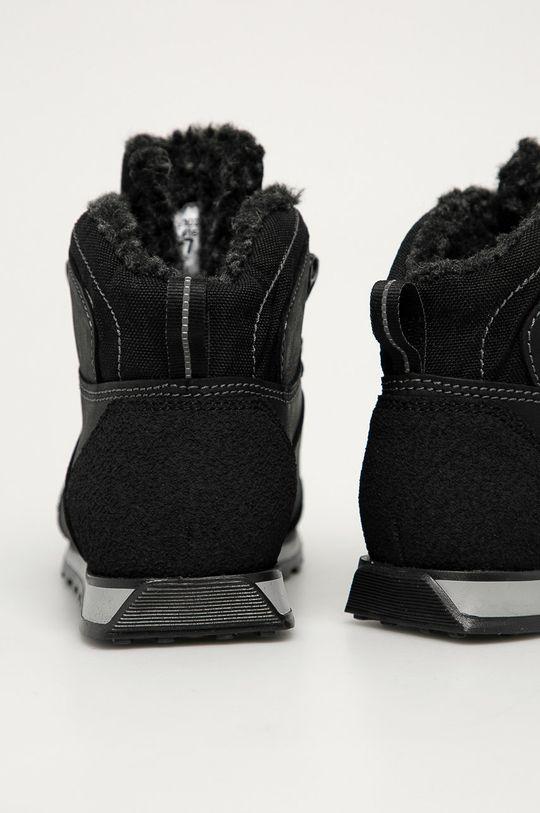 Wojas - Boty  Svršek: Textilní materiál, Semišová kůže Vnitřek: Textilní materiál Podrážka: Umělá hmota