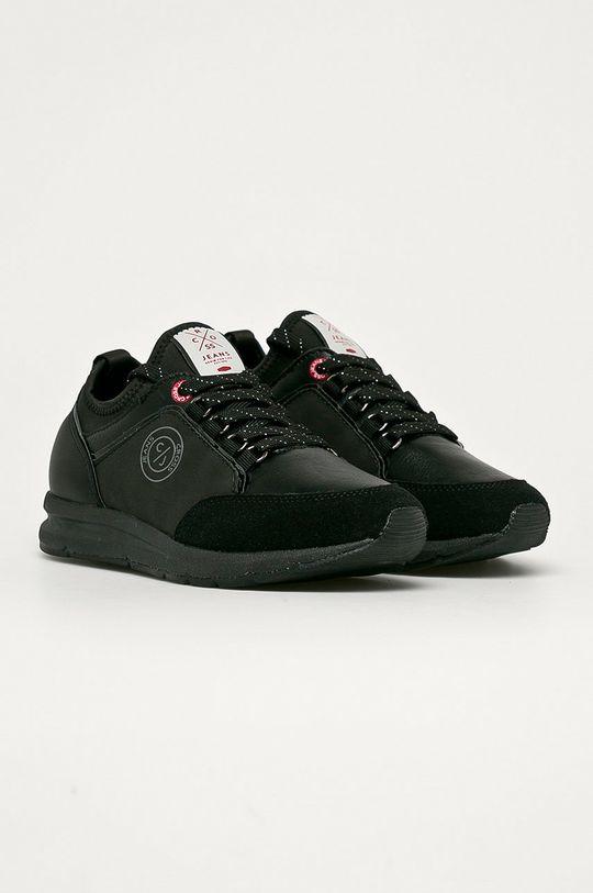 Cross Jeans - Cipő fekete